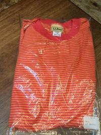 6月3日(土)入荷!80s~デッドストック Made in U.S.A L.L Bean  ボーダーTシャツ! - ショウザンビル mecca BLOG!!