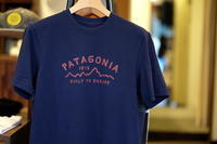 patagonia プリントTシャツ - amp [snowboard & life style select]