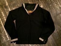 "60's U.S.N. ""Seafarer"" sailor shirt - BUTTON UP clothing"