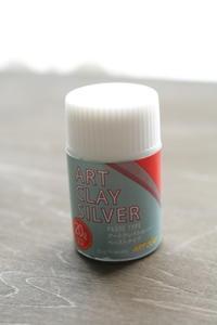 アートクレイシルバーについて vol.2 - Silver clay Ru*  手軽にできるシルバーアクセサリー