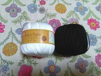 別のレース糸を買いました - Atelier-gekka ハンドメイドのおはなし