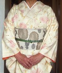 着物のお稽古 '17/06/02 - 柴犬たぬ吉のお部屋