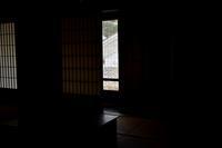 山滴る月 寫誌 ⑤ 脇本陣二階展示室からカラーで撮る - le fotografie di digit@l