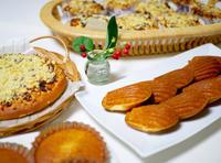 マドレーヌとストロイゼルクーヘン - パンとお菓子と美味しい時間