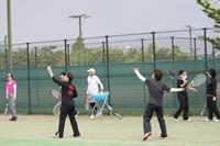 きらり サタデーテニス 5月27日 その② - きらり サタデーテニス