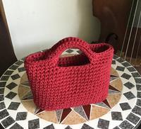 二つめを編んでみました - 毛糸の花束~ニットブログ~