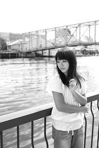 堀川愛美ちゃん189 - モノクロポートレート写真館