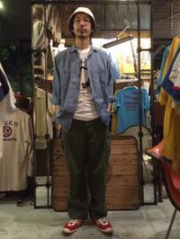 夏に向けてのミリタリースタイル!!(大阪アメ村店) - magnets vintage clothing コダワリがある大人の為に。