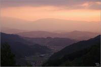 桜井市 夕景  - ぶらり記録(写真) 奈良・大阪・・・