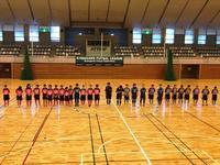 県女子フットサルリーグ 1部リーグ第3節 - 横浜ウインズ U15・レディース