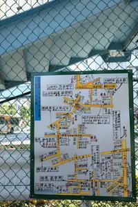 王子  豊島公園前の手書き案内地図 - スクンビット総合研究所 - Sukhumvit Research Institute