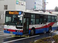 船橋新京成バス 1036 - 注文の多い、撮影者のBLOG