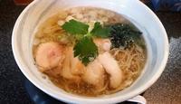 満麺の笑み 塩らーめん(海塩)  - 拉麺BLUES