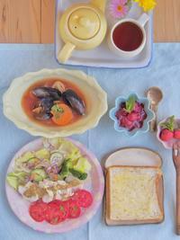 元気になりたい朝ごはん - 陶器通販・益子焼 雑貨手作り陶器のサイトショップ 木のねのブログ