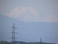 世田谷ぶらぶら日記(2017/06/03)-成城からの富士山(5) - SEのための心理相談室