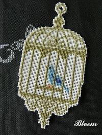 Birdcage - Bloom のんびり日記