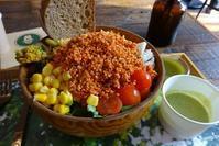日帰りソウルひとり旅5*カロスキルのサラダ専門店「BAD FARMERS」でランチ - Kirana×Travel