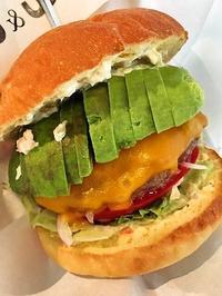 67原宿・Sun&Witch - Avocado Burger Holic