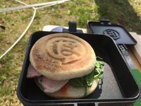 【キャンプ】ラストホットサンドのススメ 〜余った食材を使い切る - Doors , In & Out !    SAMのキャンプブログ