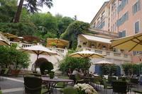 Hotel de Russie でちょっとひと休み♪ - ロビンと一緒にお茶しましょ♪