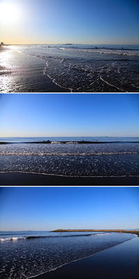 2017/06/03(SAT) 裸足が気持ちいい海です。 - SURF RESEARCH