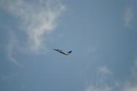 彦根城築城410年祭ブルーインパルス予行フライトを見に行ってきた - 大砲鳥の気儘な模型生活
