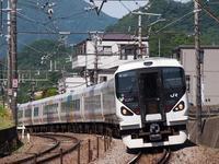6月最初の週末、N102かいじ等臨時便 - 富士急行線に魅せられて…