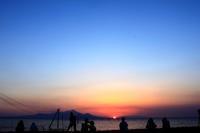 日の出から日の入りまで(その1)。 - 青い海と空を追いかけて。