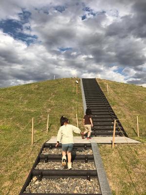 新しい公園 * ジョギング再開♪ - MaunaとAlohaな毎日