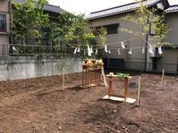 自然素材の家 地鎮祭 静岡県裾野市茶畑 - 家造りブログ