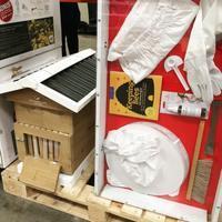 これ一式で養蜂家になれるかも - ちょっと田舎暮しCalifornia