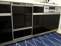 食洗機導入でシステムキッチンの収納やり直し - park house note*