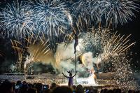 未来型花火エンターテイメント「STAR ILAND スターアイランド」で人間花火になってきた - 日日是回舞-ひびこれろんど-フープダンサーAYUMIの徒然ブログ