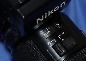 Nikon F3 AF <その5> - 寫眞機萬年堂   - since 2013 -
