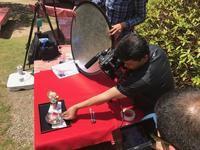 テレビの取材 - 【飴屋通信】 京都の飴工房「岩井製菓」のブログ