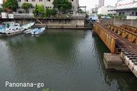 路線を漂う  〜水上の貨物線〜 - ちょっくら、そのへんまで。な日常。