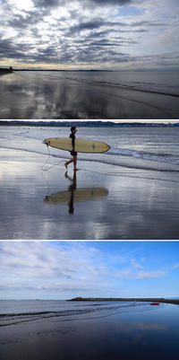 2017/06/04(SUN) 北風が涼しい朝です。 - SURF RESEARCH