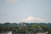 彦根城築城410年祭ブルーインパルス本番フライトを見に行ってきた - 大砲鳥の気儘な模型生活