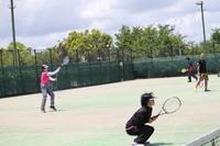 きらり サタデーテニス 5月27日 その③ - きらり サタデーテニス