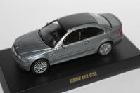 1/64 Kyosho BMW  M3 CSL 2003 - 1/87 SCHUCO & 1/64 KYOSHO ミニカーコレクション byまさーる