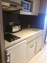 キッチン付きアパートメントホテル in パリ - 旅するKitchen