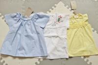 真夏日だし、Zaraの真夏用子供服9点を購入☆ - ドイツより、素敵なものに囲まれて②
