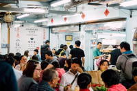 南機場夜市の王道!来来水餃を食す! - 台湾に行かなければ。