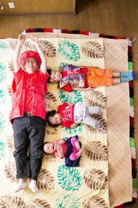 還暦祝いと子供の日 - YUKIPHOTO/平松勇樹写真事務所