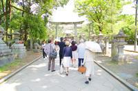 お宮参り同行撮影 - 京都を中心に山口真一写真事務所は、七五三・お宮参りの記念撮影・年賀状用写真・ペット写真等、撮ります!