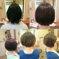 パーマスタイル - 松江市美容室 hair atelier bonet(ヘアアトリエボネット)