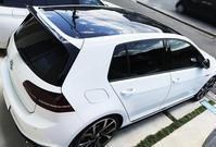 黒い車は大変だ・・・ VW Golf GTI クラブスポーツ - zesta E style