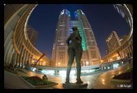 都会の夜の物語 - テストブログ