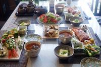 ■おもてなし朝ご飯【鯉のぼりのオムライスの続編で その他の料理②~⑥と全貌編】です♪ - 「料理と趣味の部屋」
