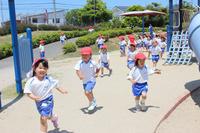 松前公園(年中) - 慶応幼稚園ブログ【未来の子どもたちへ ~Dream Can Do!Reality Can Do!!~】